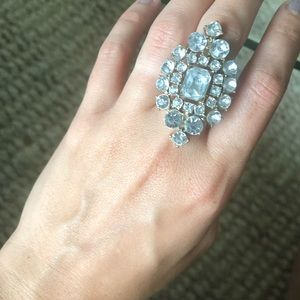 Guess By Marciano Statement Ring